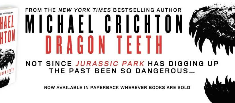 "Review of ""Dragon Teeth"""