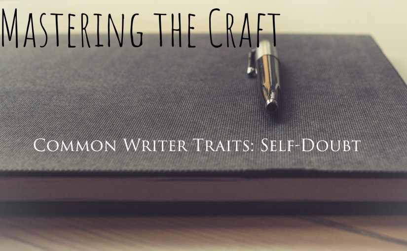 Common Writer Traits: Self-Doubt