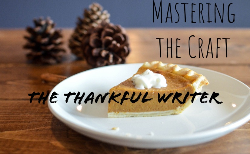 The Thankful Writer