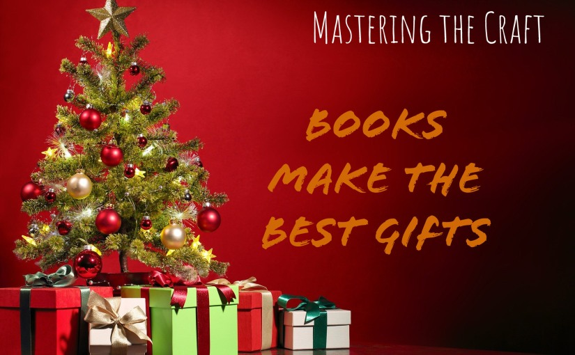Books make the best gifts